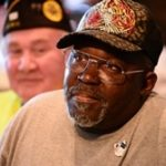 Older Male African American Veteran