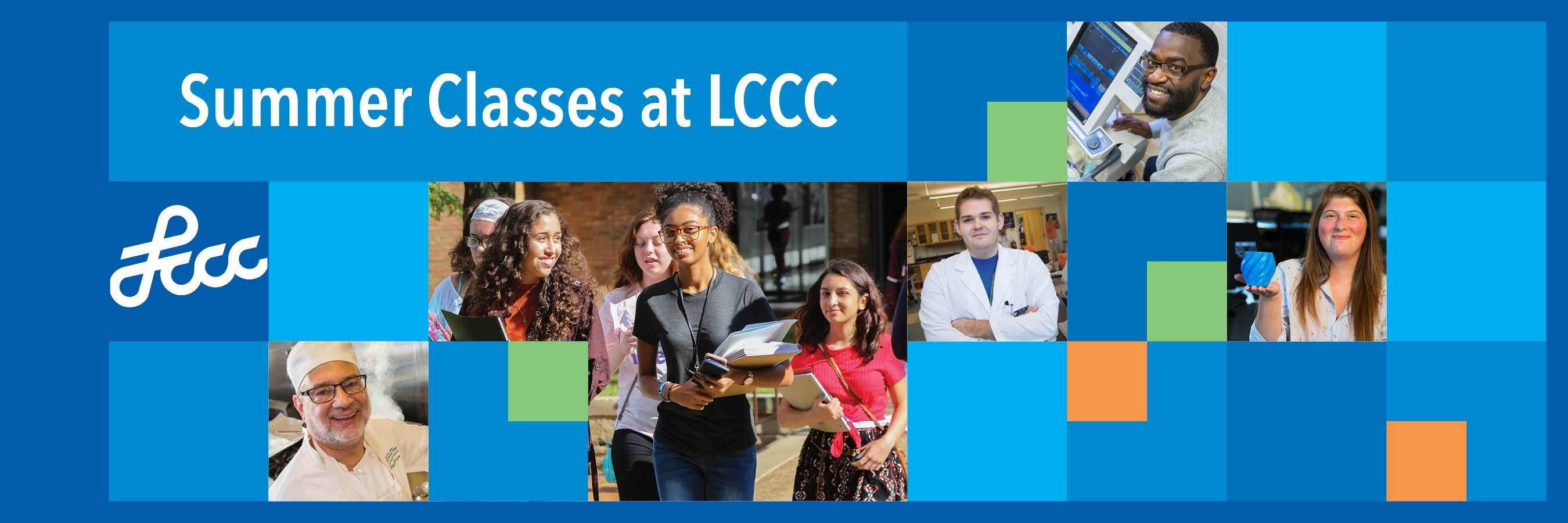 Summer Classes at LCCC
