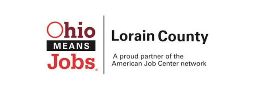 Ohio Means Jobs Lorain County Logo