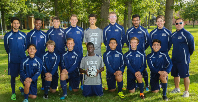 2016 Men's Club Soccer Team