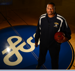 Coach Marty Eggleston
