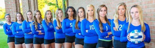 2016 Volleyball Team