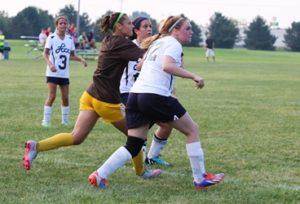Women's Soccer 2015