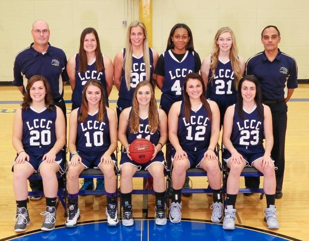2016-17 Women's Basketball Team
