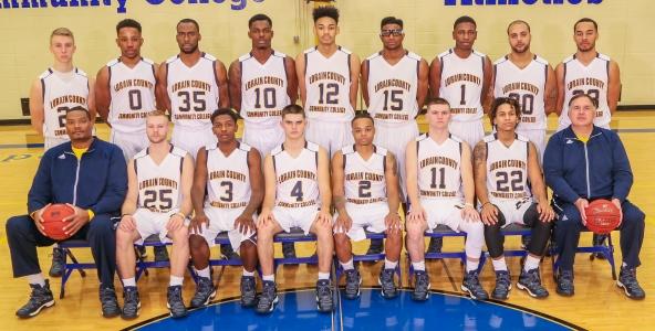 2016-17 Men's Varsity Basketball Team