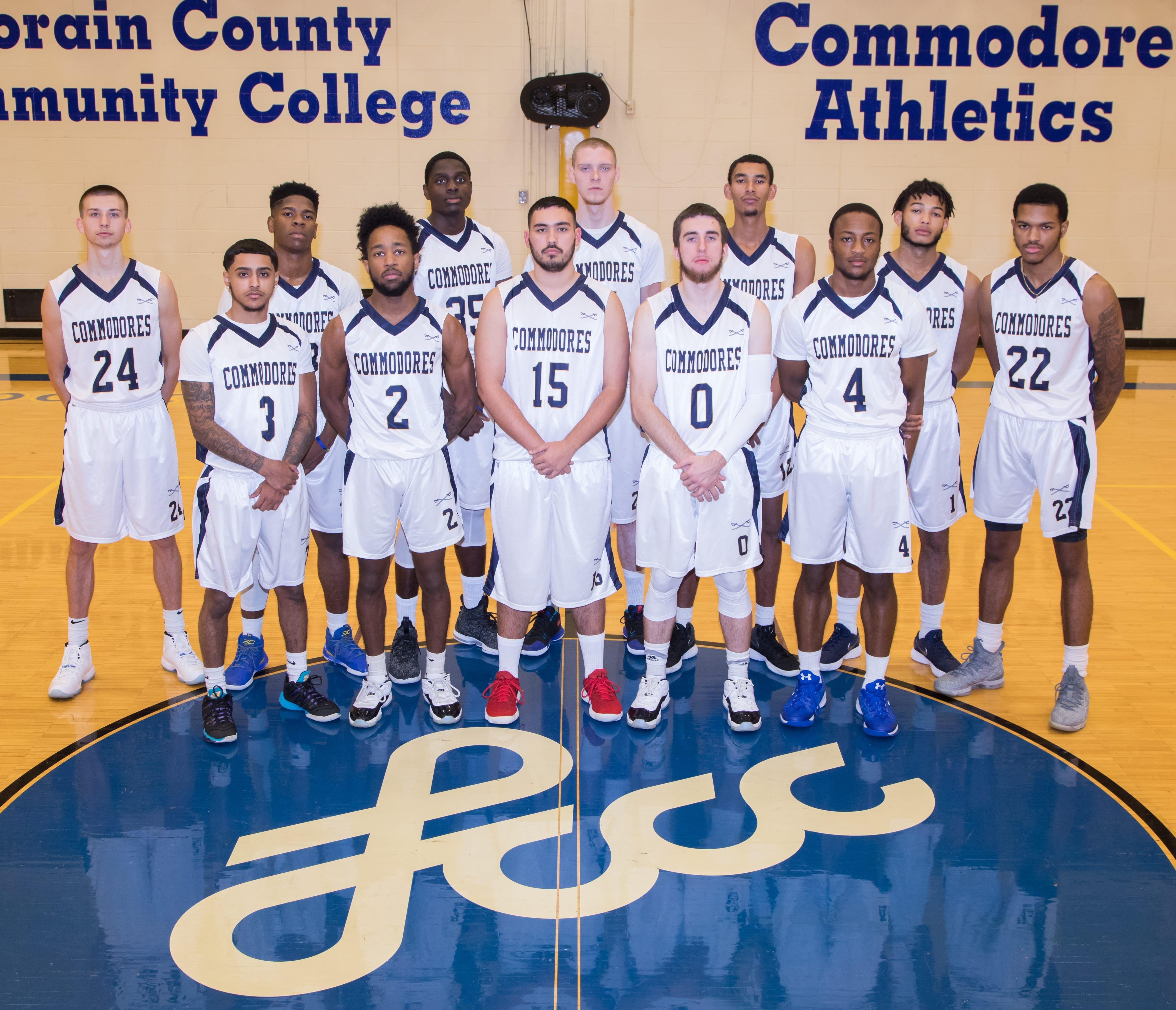 2018-19 Men's Basketball Team
