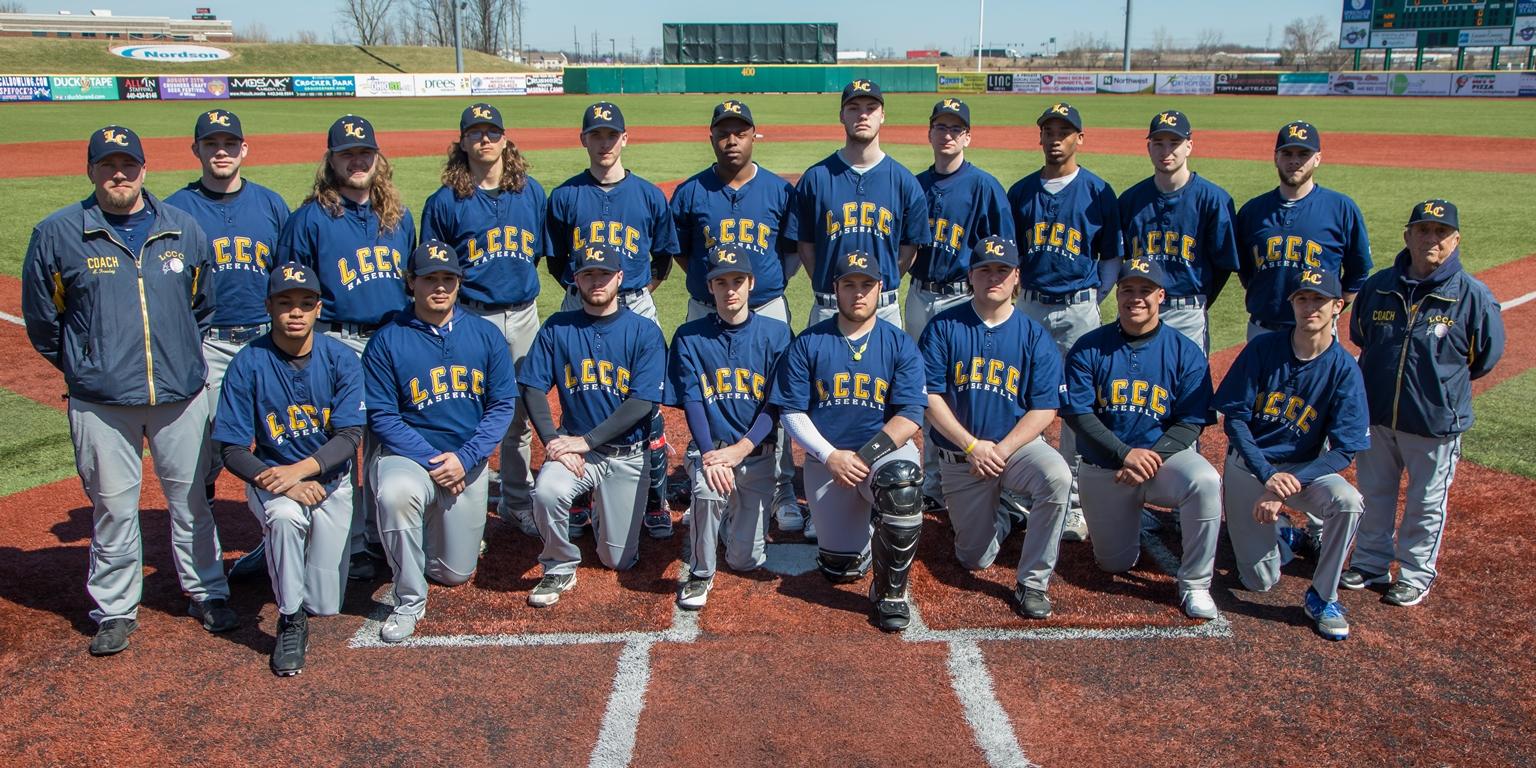2019 LCCC Baseball Team