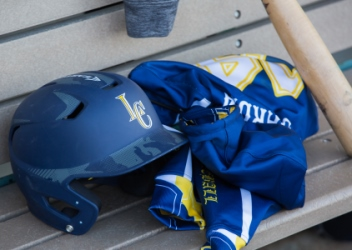 LCCC Baseball equipment
