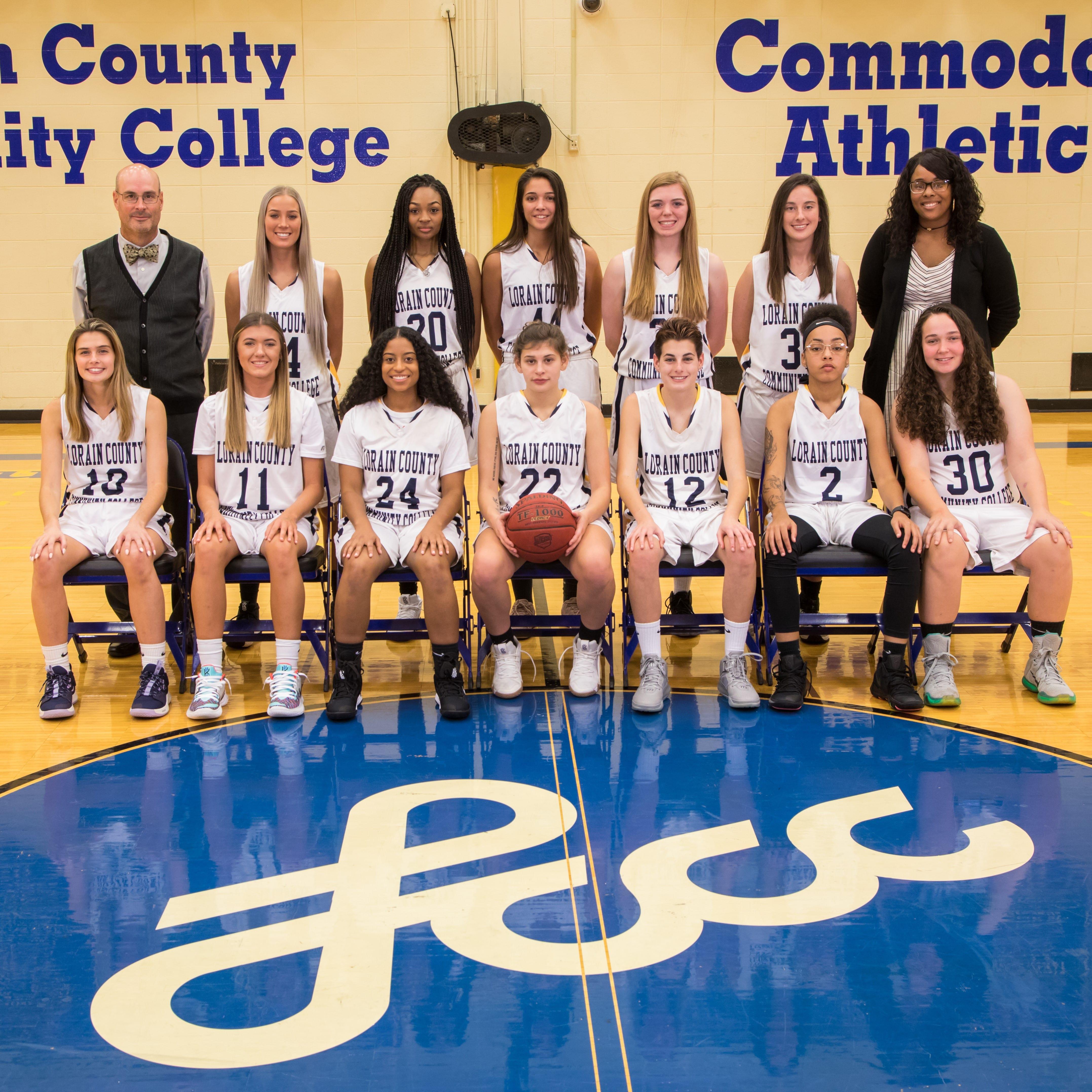 2019-20 Women's Basketball Team