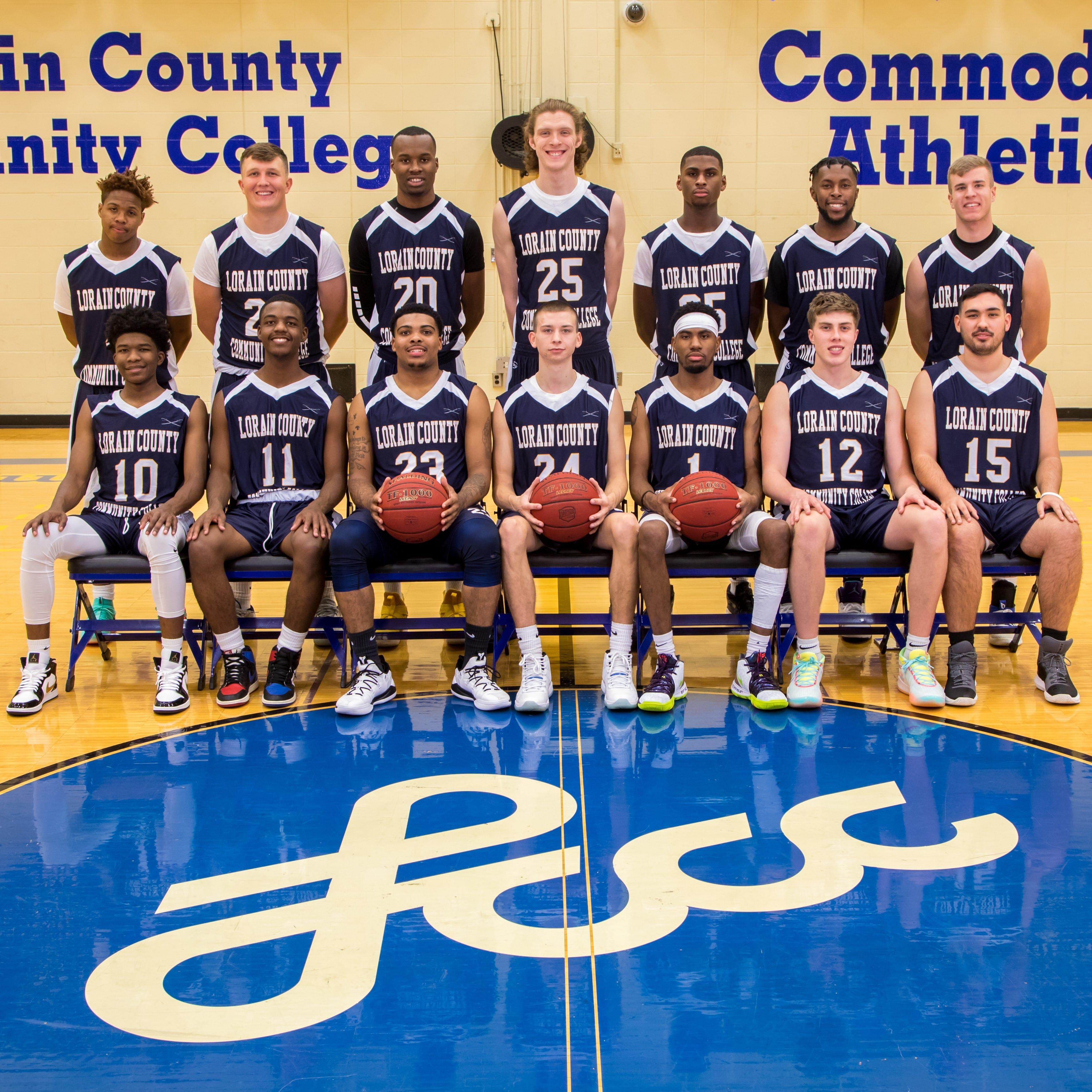 2019-20 Men's Basketball Team