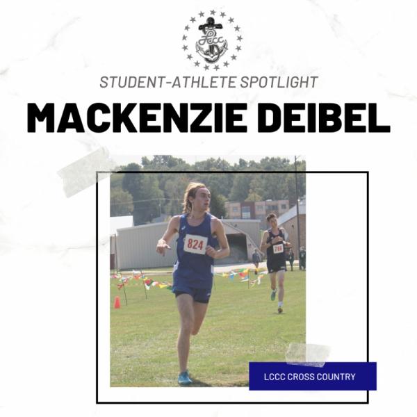 Student Athlete Spotlight, Mackenzie Deibel