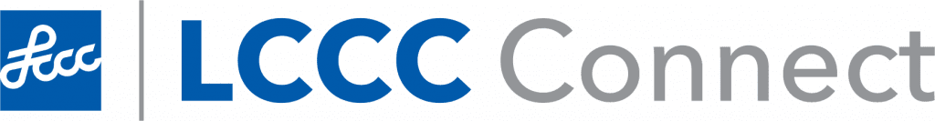 LCCC Connect Logo