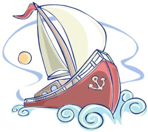 Sail into Success Logo