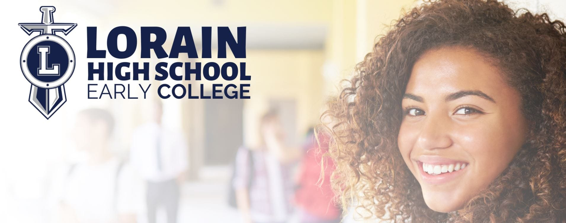 Lorain High School Early College Logo