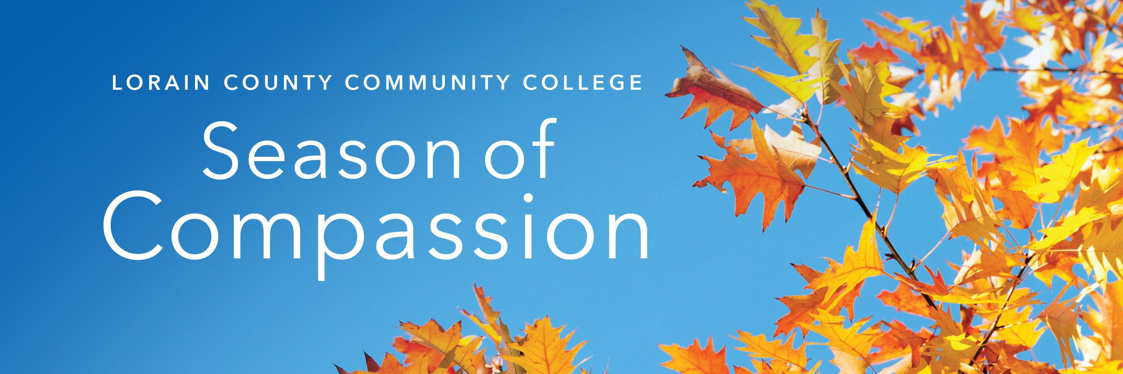 Season of Compassion