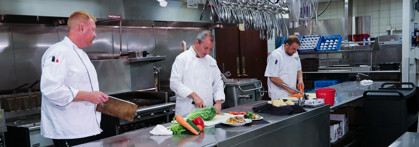 culinary art and chef