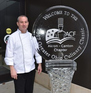 LCCC Chef Adam Schmith