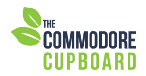 Commodore Cupboard Logo