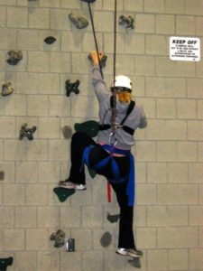 Rock wall photo