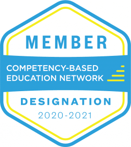 Competency Based Education Network Member Designation 2020-2021
