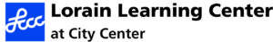 Lorain Learning Center at City Center logo