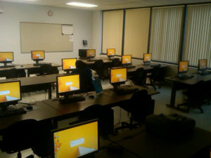 Lorain Learning Center at City Center Computer Lab
