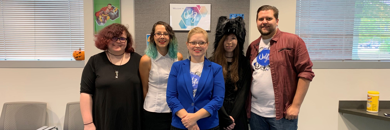 Unity Lab Staff