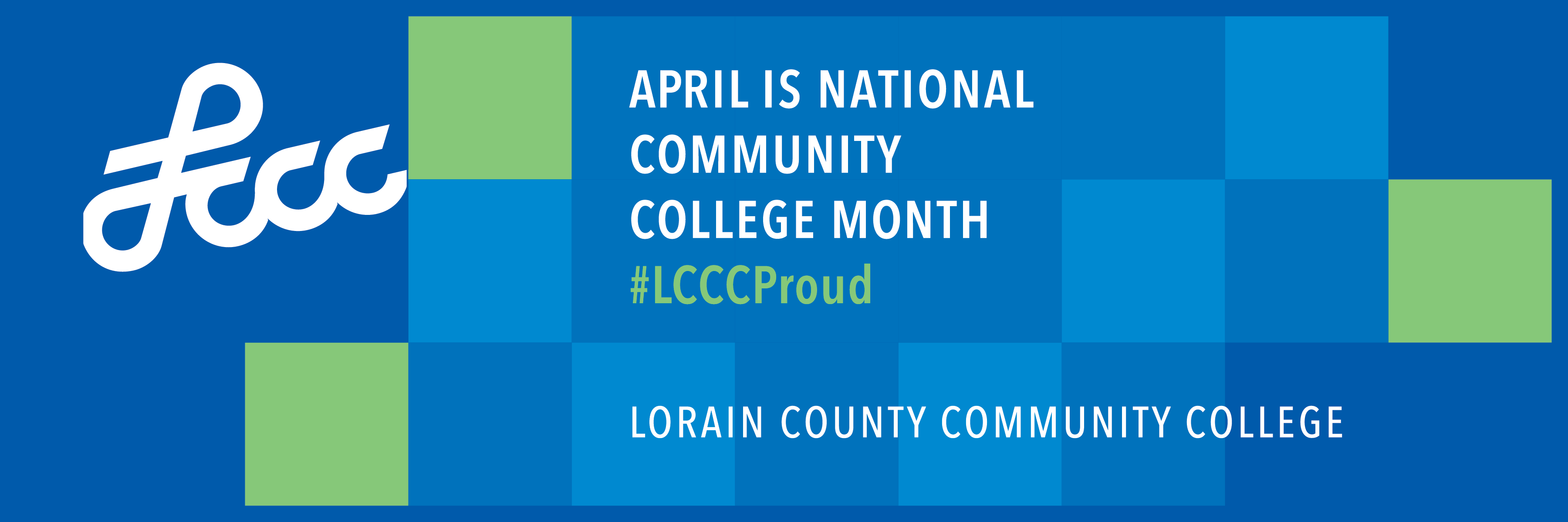 April is National Community College Month