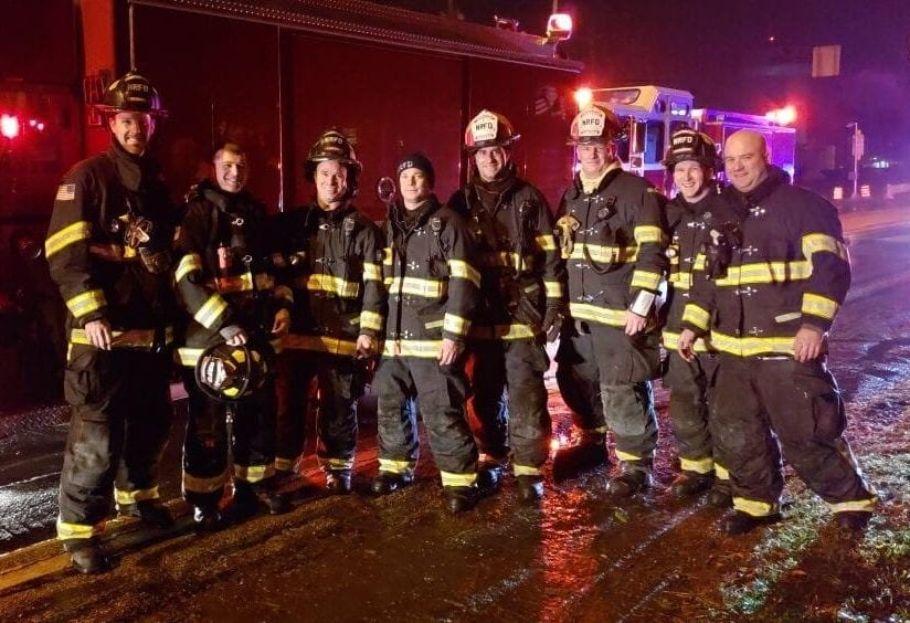 North Ridgeville Firefighters