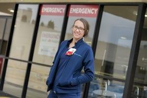 Rebecca Sullivan, RN, EMT-P