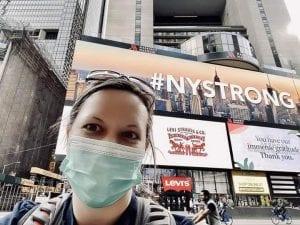 AJ Gray in New York