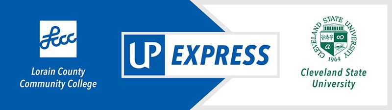 UP Express to CSU Logo