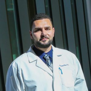 Local Family Doctor Got His Start at LCCC