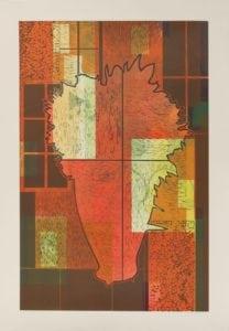 """""""Flowers by My Window"""" A print by David Jansheski"""