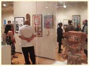 Beth k. Stocker Art Gallery