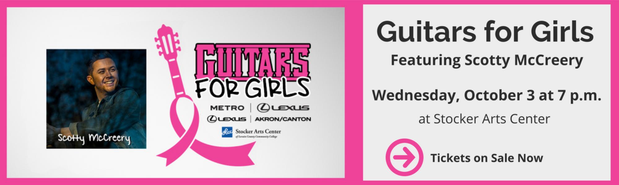 Guitars for Girls 2018