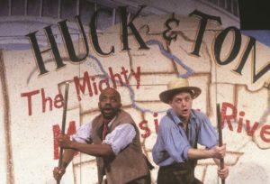 Huck and Tom