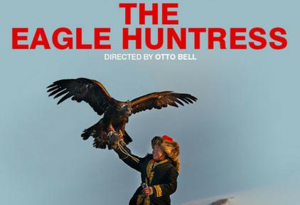 Eagle Huntress Feature