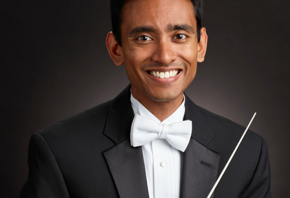 A picture of conductor Parameswaran