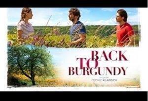 Back to Burgundy Film Poster