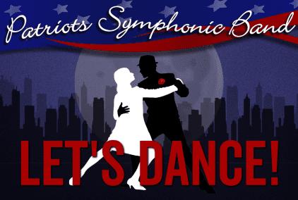 Patriots Symphonic Orchestra - Let's Dance!