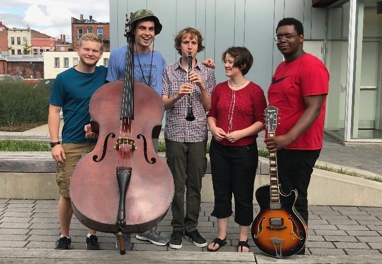 Miles Gilbert Quintet