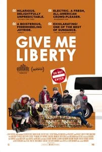 Give Me Liberty Film Poster