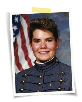 Wendy blount military portrait