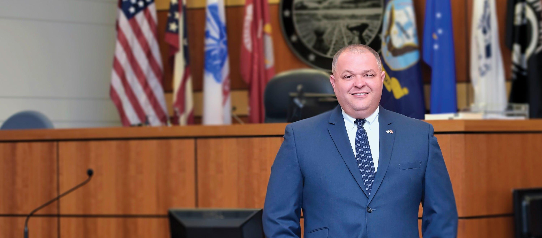 Chris Pyanowski Courtroom