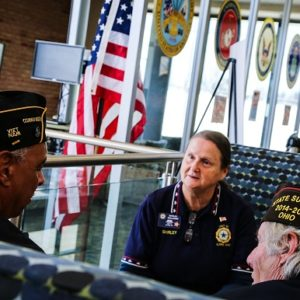 Veterans Meeting