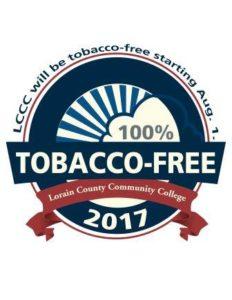 LCCC Tobacco Free Logo