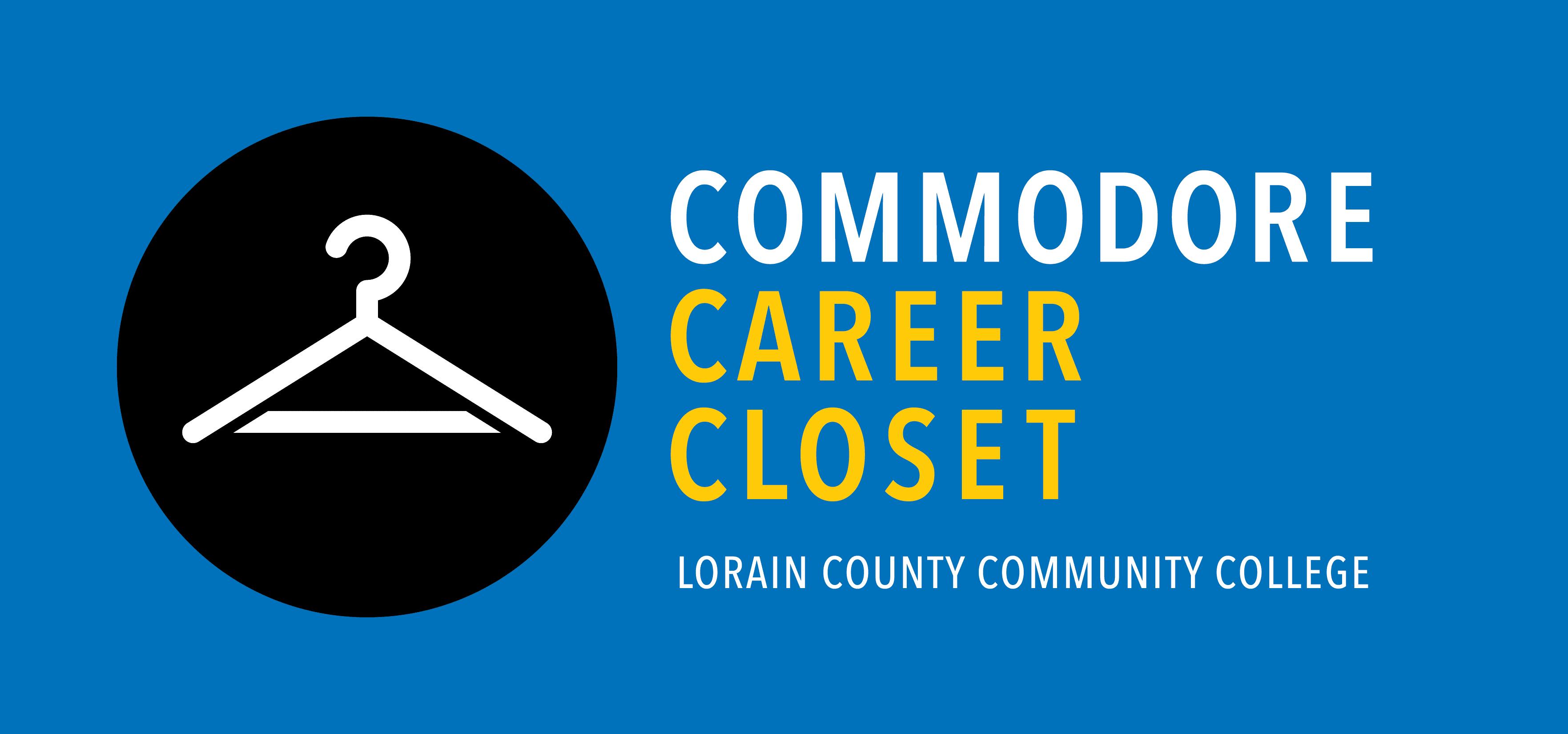 Commodore Career Closet Logo