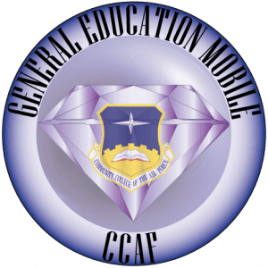 General Education Mobile CCAF Logo