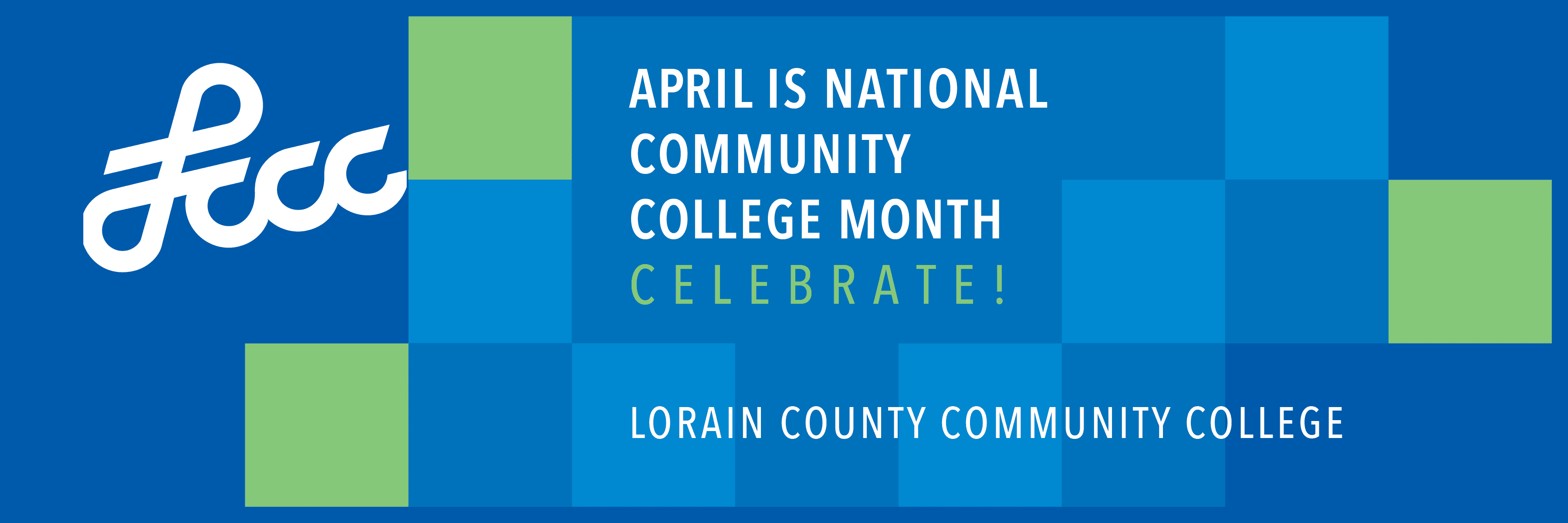 April is Community College Month, Celebrate! Click to see more